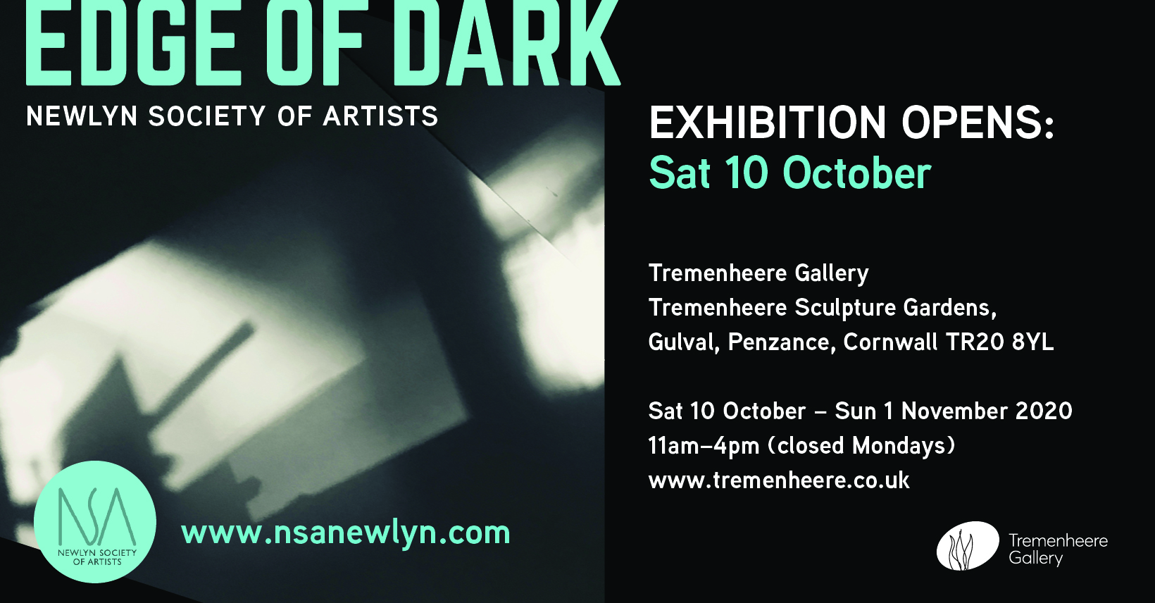 Edge Of Dark Exhibition Details